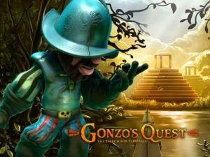 Gonzo's Quest peli