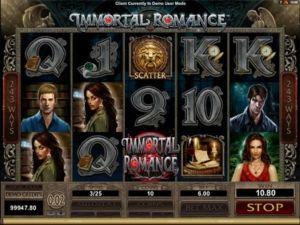 immortal-romance-peruspeli