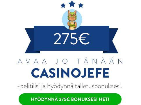 Casino Jefe talletusbonus
