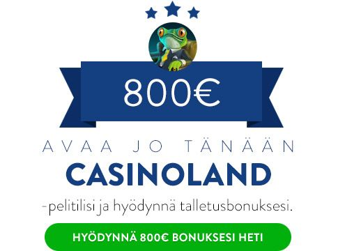 casinoland-talletusbonus