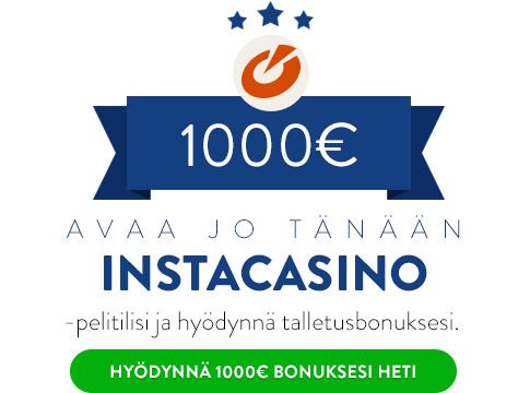 instacasino-talletusbonus
