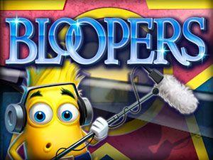 bloopers-kolikkopeli-logo