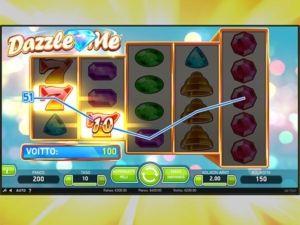 dazzle-me-voitto