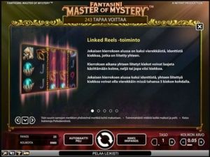 fantasini-master-of-mystery-linked-reels-toiminto