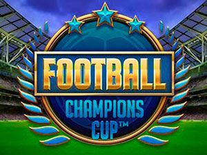Football: Champions Cup peli