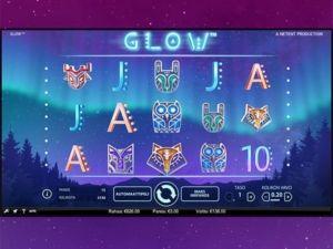 glow-kolikkopeli-peruspeli