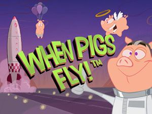 When Pigs Fly peli