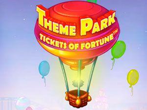 Theme Park: Tickets Of Fortune peli
