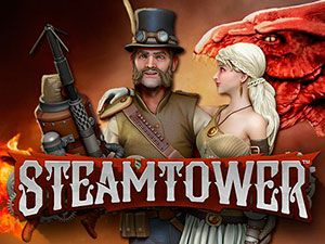 Steamtower peli