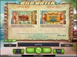wild-water-kolikkopeli-bonus