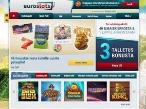 euroslots-etusivu