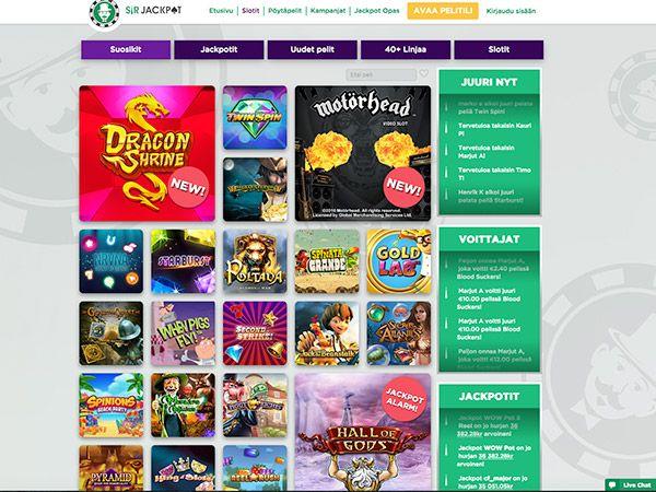 sir-jackpot-casino-kolikkopelit