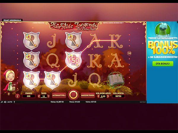 luckydino-kolikkopeli
