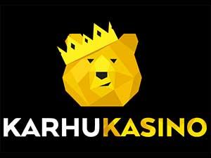 Karhukasino logo