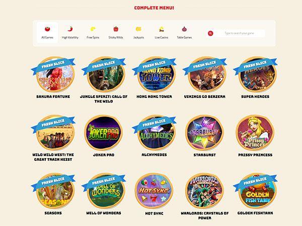 casino-calzone-pelivalikoima