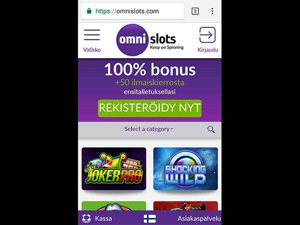 omnislots-casino-mobiili
