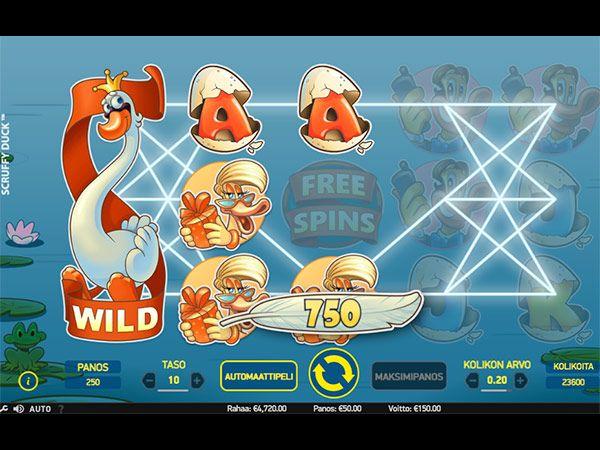 casino-cruise-kolikkopeli-voitto