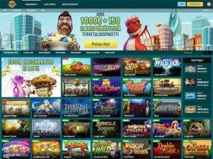 luckland-casino-etusivu