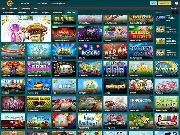 Luckland casino nettiarvat