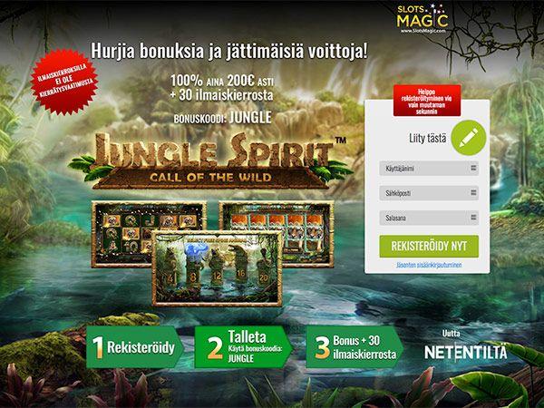 slotsmagic-ensitalletusbonus-bonuskoodi