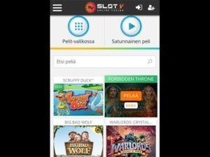 slotv-casino-mobiili-etusivu