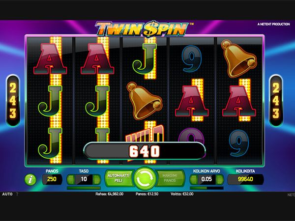 spinson-casino-kolikkopeli-voitto