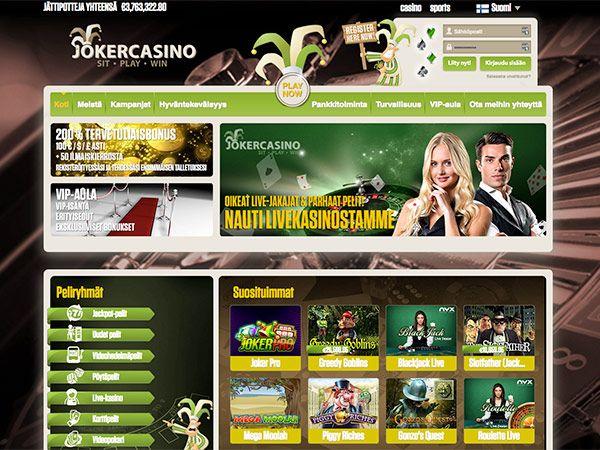 joker-casino-etusivu-talletusbonus