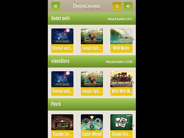 joker-casino-mobiilikasino-uudet-pelit