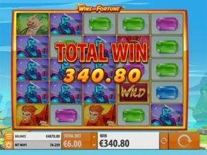 wins-of-fortune-suuri-voitto