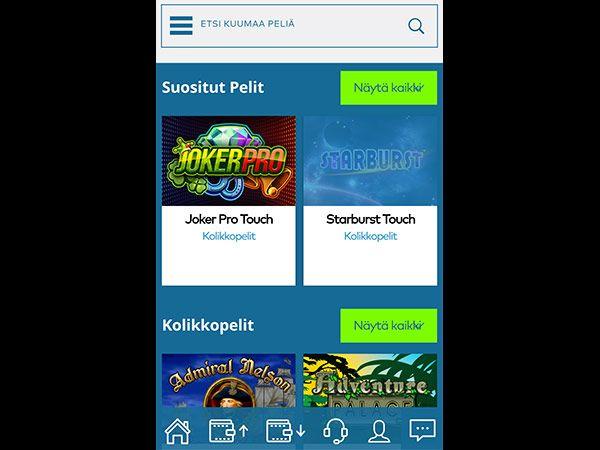yeti-casino-mobiilikasino-suositut-pelit