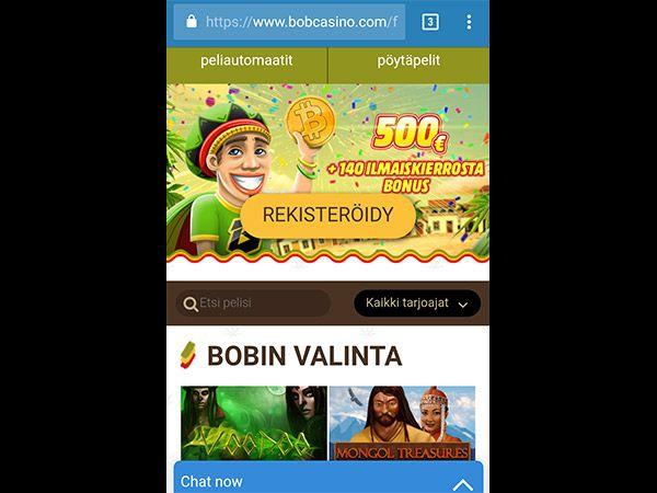 bob-casino-mobiili