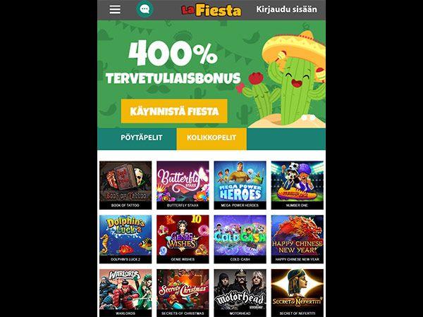 la-fiesta-casino-mobiili
