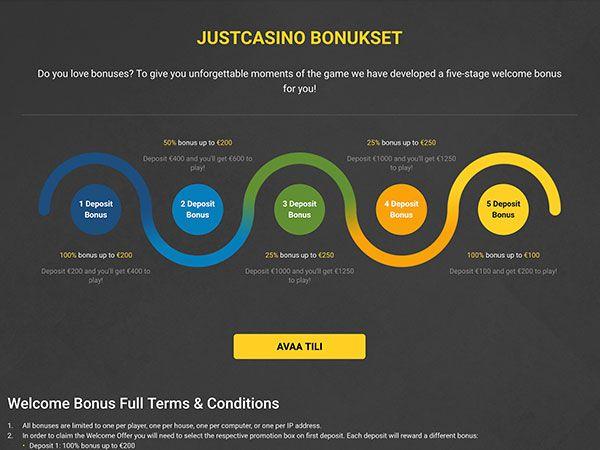 Just Casino