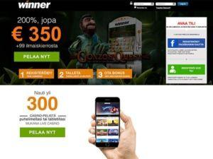 winner-casino-etusivu-ekslusiivinen-bonus