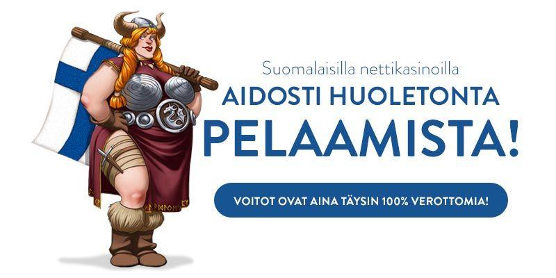 Suomi kasinot