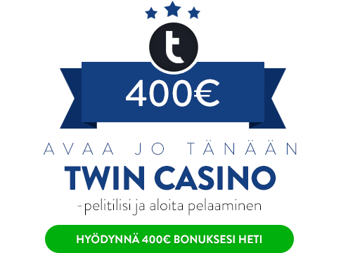 Twin Casino bonus