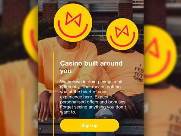 Omnia Casino mobiili