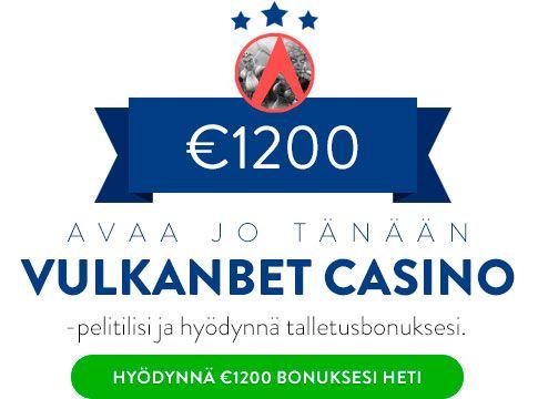 Vulkanbet bonus