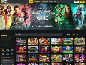 7gods Casino