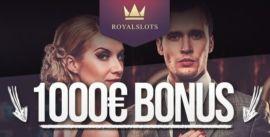 Royal Slots bonus