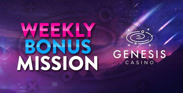 Weekly Bonus Mission