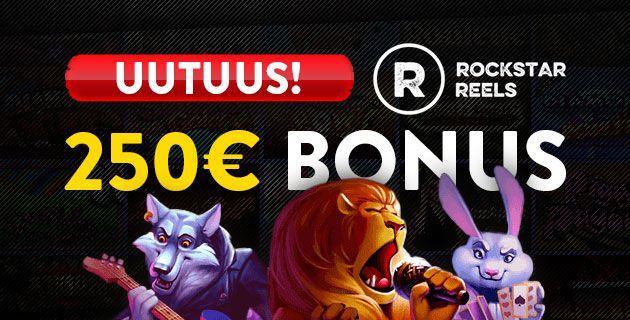 RockstarReels Casino