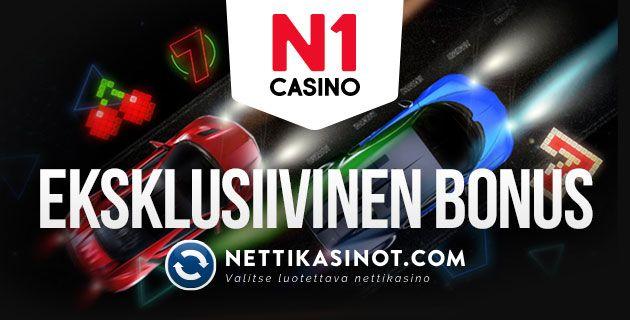 N1 Casinon bonus