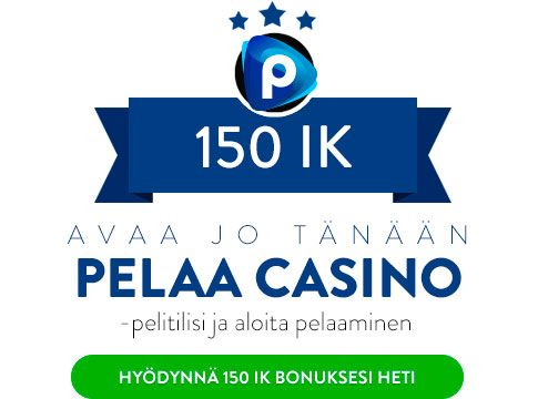 Pelaa Casino bonus
