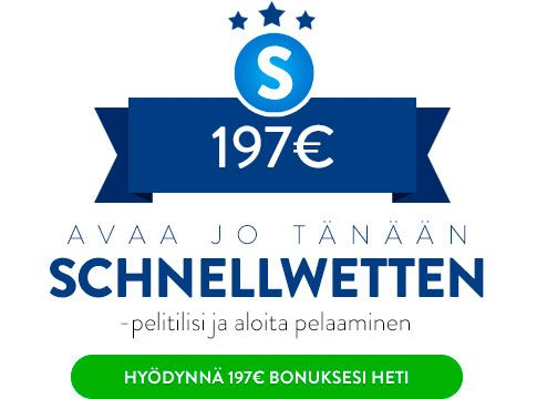 SchnellWetten Casino bonus