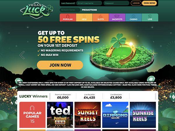 Vegas Luck