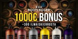 Bootlegger Casino bonus