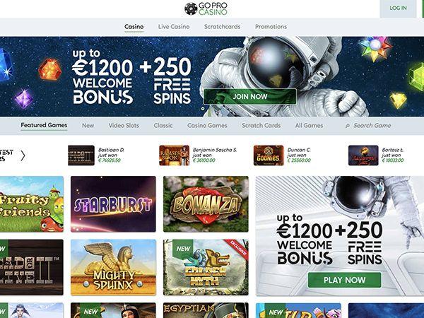 GoPro Casinon aula
