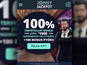 Jonny Jackpot Casino