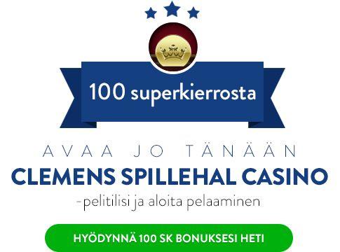 Clemens Spillehal Casino bonus